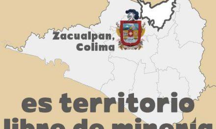 Zacualpan se ampara contra concesiones mineras