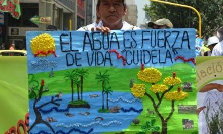 Campesinos y concejales del llano quieren tumbar decreto minero