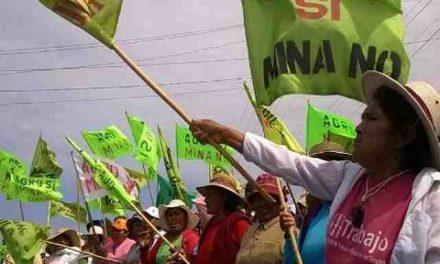 Pobladores inician huelga de hambre contra proyecto minero Tía María en Arequipa