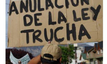 Concejo Deliberante de Corcovado declara su rechazo a la ley minera trucha