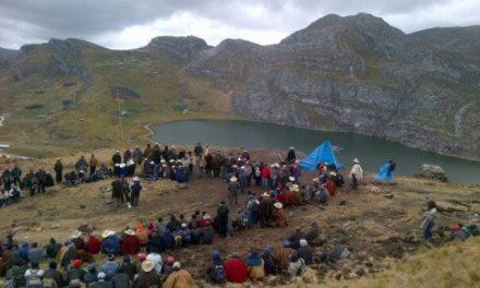 Organizaciones sociales de Cajamarca acuerdan paro contra empresas mineras