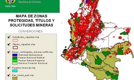 Decreto colombiano regula títulos mineros beneficiando a grandes empresas