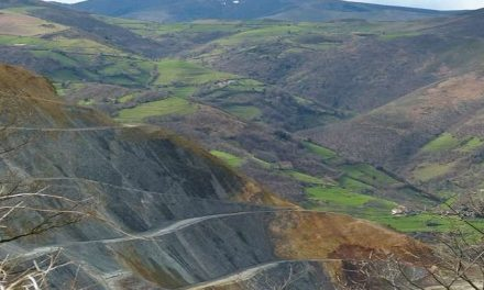 Es un «despropósito» del Principado el nuevo proyecto minero de Lidia