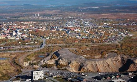 Suecia trasladará una ciudad de 18.000 vecinos por una mina