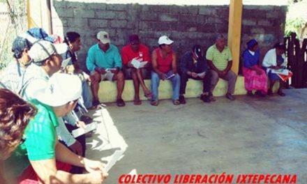 Rechazan minería en Ixtepec, Oaxaca