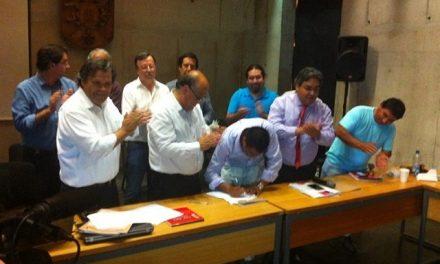 Representantes del Choapa llegan a acuerdo con Minera Los Pelambres
