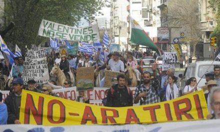 Frenan proyecto minero Aratirí en Uruguay