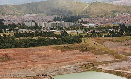 Distrito y comunidad se unen para pedir cese de minería de áridos en Bogotá