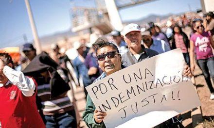 Derrame minero en el rio Sonora: abandono oficial y posible estallido social