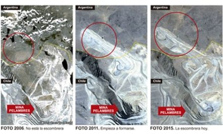 Minera Los Pelambres arroja sus desechos peligrosos en 51 hectáreas de territorio argentino