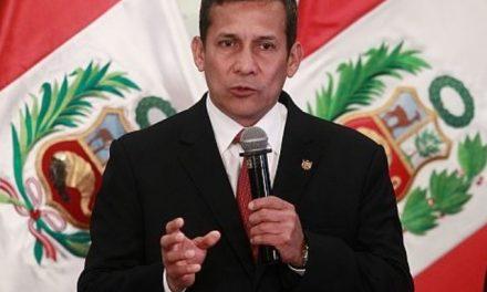 El presidente peruano pidió una oportunidad para proyecto minero que la población rechaza