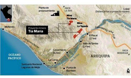 Certezas y dudas sobre el nuevo EIA de proyecto minero Tía María