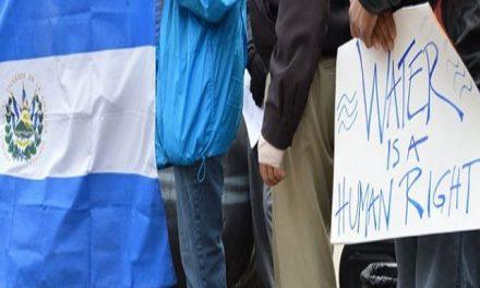 Multinacional minera demanda a El Salvador por 300 millones de USD