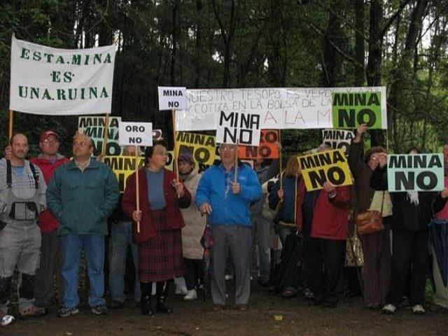 Gobierno asturiano sigue dando permisos para la minería de oro