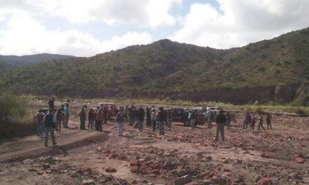 Vecinos de La Rioja expulsaron otra minera