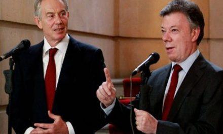 Ex pimer ministro británico en escándalo por asesorías a Colombia por regalías mineras