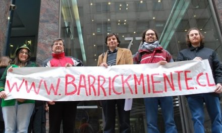 Barrick Gold deberá afrontar demanda en EEUU por mentir sobre Pascua-Lama