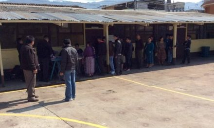 """Rotunda decisión por el """"no"""" en consulta comunitaria en Totonicapán sobre actividades extractivas"""