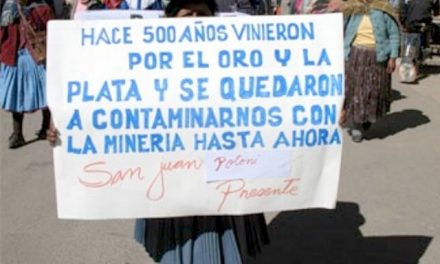 Mineras: ¿impunidad con el permiso del estado?