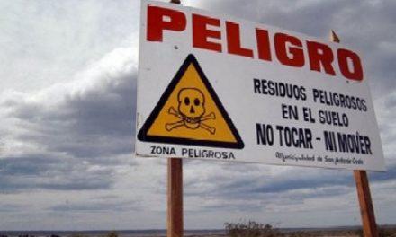 Intiman a Nación por remediación del plomo de antigua mina en San Antonio Oeste