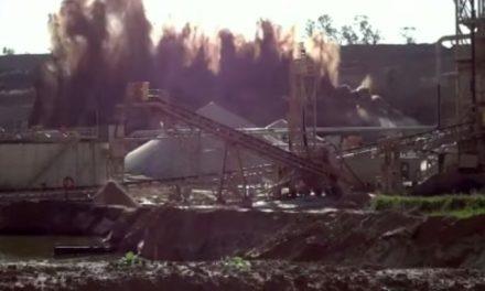 Fracking: Tormenta de arena
