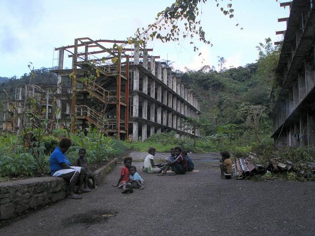 Bougainville no olvida la guerra que causó la mega minería