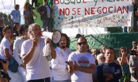 Exigitorio por los bosques nativos al gobernador de Chubut