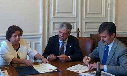 Firman nuevos acuerdos para profundizar la entrega del Tratado de Integración Minera entre Argentina y Chile