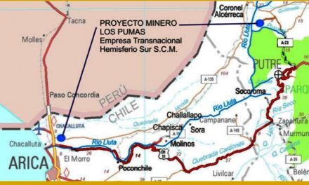 Comunidad del río Lluta felices por rechazo a mina Los Pumas
