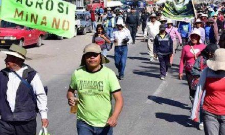 Opositores al proyecto Tía María dejan la reunión con el Gobierno sin acuerdo