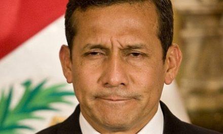Popularidad del presidente Humala cayó a mínimo en medio de conflicto minero