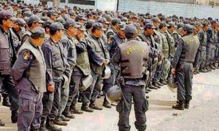 Más de 4.000 policías en el Valle del Tambo para imponer proyecto minero Tía María