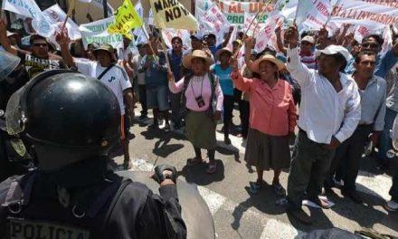 Perú en decisiva batalla contra el extractivismo