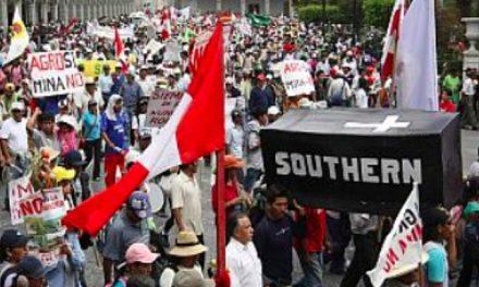 Lo que usted debe saber sobre el conflicto minero de Tía María, en Perú (Parte II)