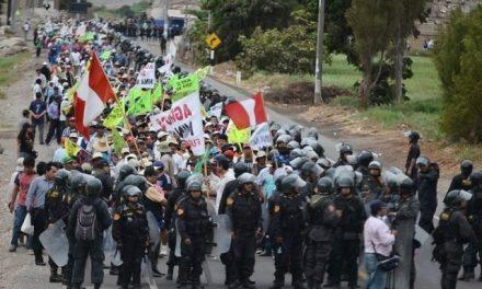 Titulares que mienten: El proyecto Tía María NO tiene fuerte respaldo entre los arequipeños