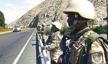 Gobierno peruano: prolonga presencia militar y bloquea cuentas bancarias de municipios opositores a proyecto minero Tía María