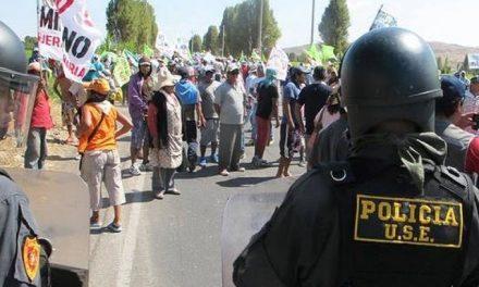 Nuevas protestas dejan un civil muerto en Cocachacra