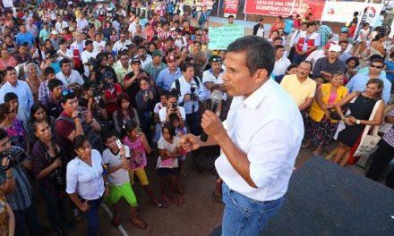 Presidente de Perú reconoce que la minería «no ha resuelto nuestros problemas de desigualdad y pobreza»