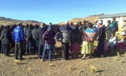 25 Comunidades rechazan trámite de concesión minera en centro arqueológico Tanapaca