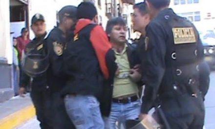 Dictan prisión preventiva a dirigente antiminero de Cajamarca