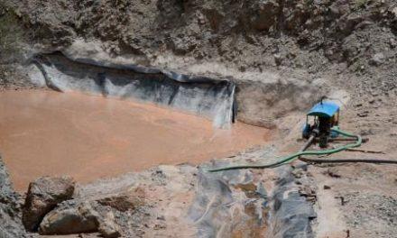 Cierran mina en Durango por derrame de cianuro