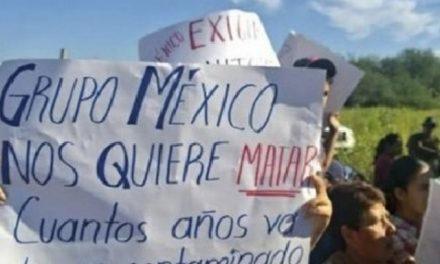 El mayor desastre ecológico en minería mexicana sigue contaminando
