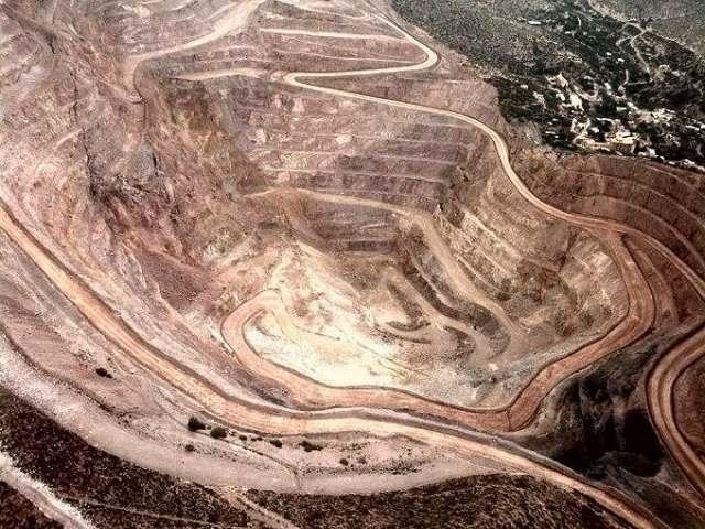Continúa operando de manera ilegal minera San Xavier