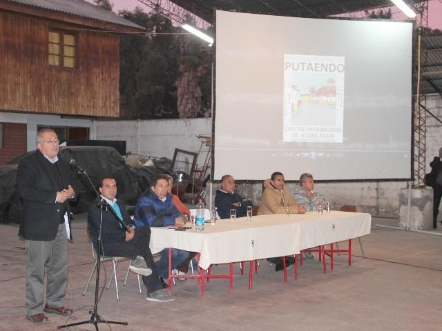 Putaendo dice NO a la gran minería en su cordillera
