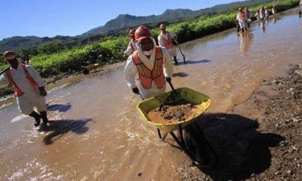 A casi un año del ecocidio minero en Sonora, empresa apuesta al olvido
