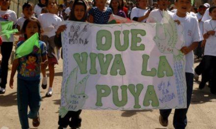 Comunidades de La Puya logran suspensión de licencia minera de una empresa norteamericana