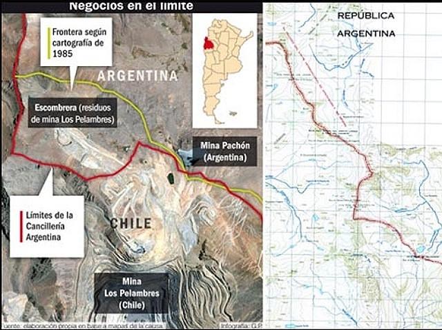 Dos mineras y un monto millonario en juego en disputa legal por desechos tóxicos en la frontera