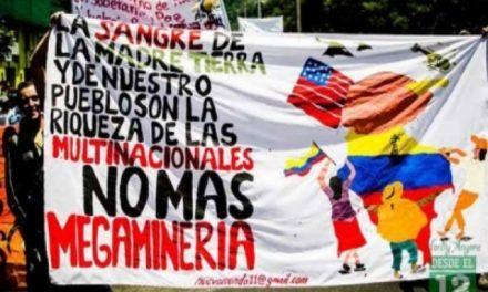 La minería no es un negocio para Colombia