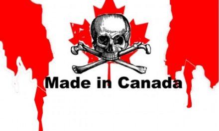 Canadá y la minería, la invasión en los tiempos modernos