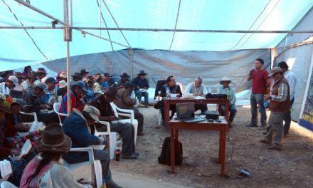 Población de Sijuaya le dice no a minera Antares